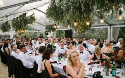 Everything you need to know about marquee weddings