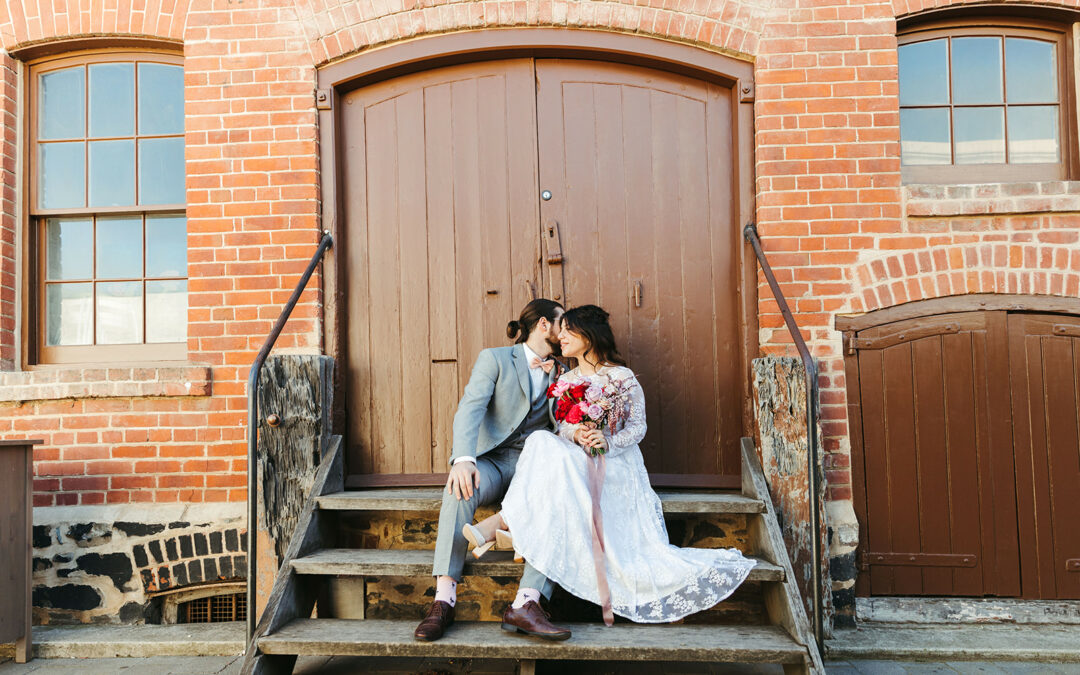 Wedding Inspiration Shoot Styled by Sunday Love Events